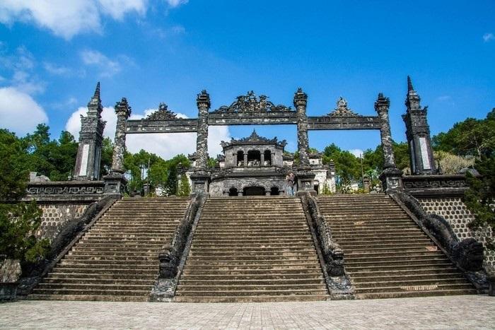 5days excursion to central Vietnam