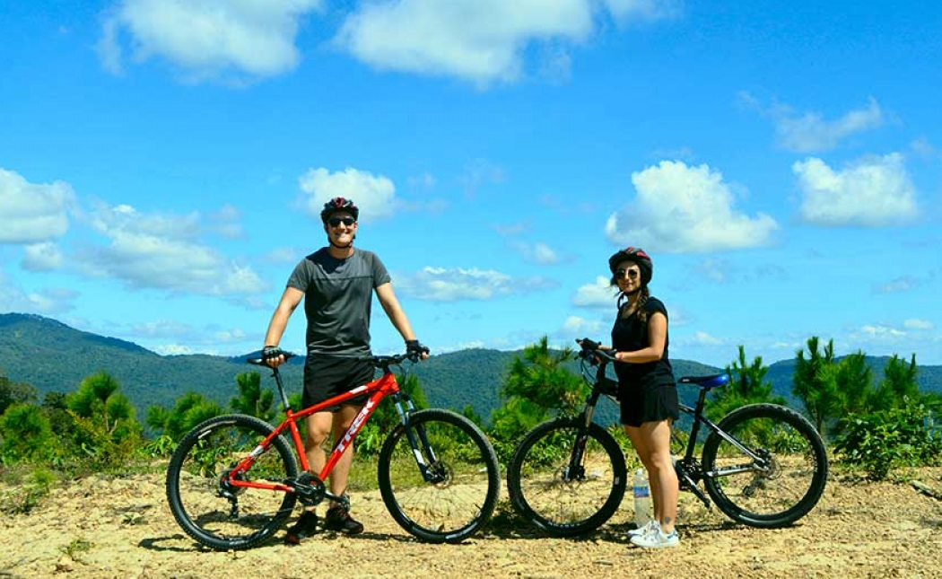 1 Day Bike From Dalat To Mui Ne