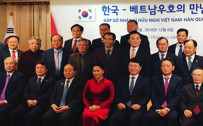 Meeting Vietnam - Korea friendship