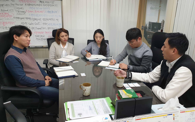 Smartourism with travelcafe korea