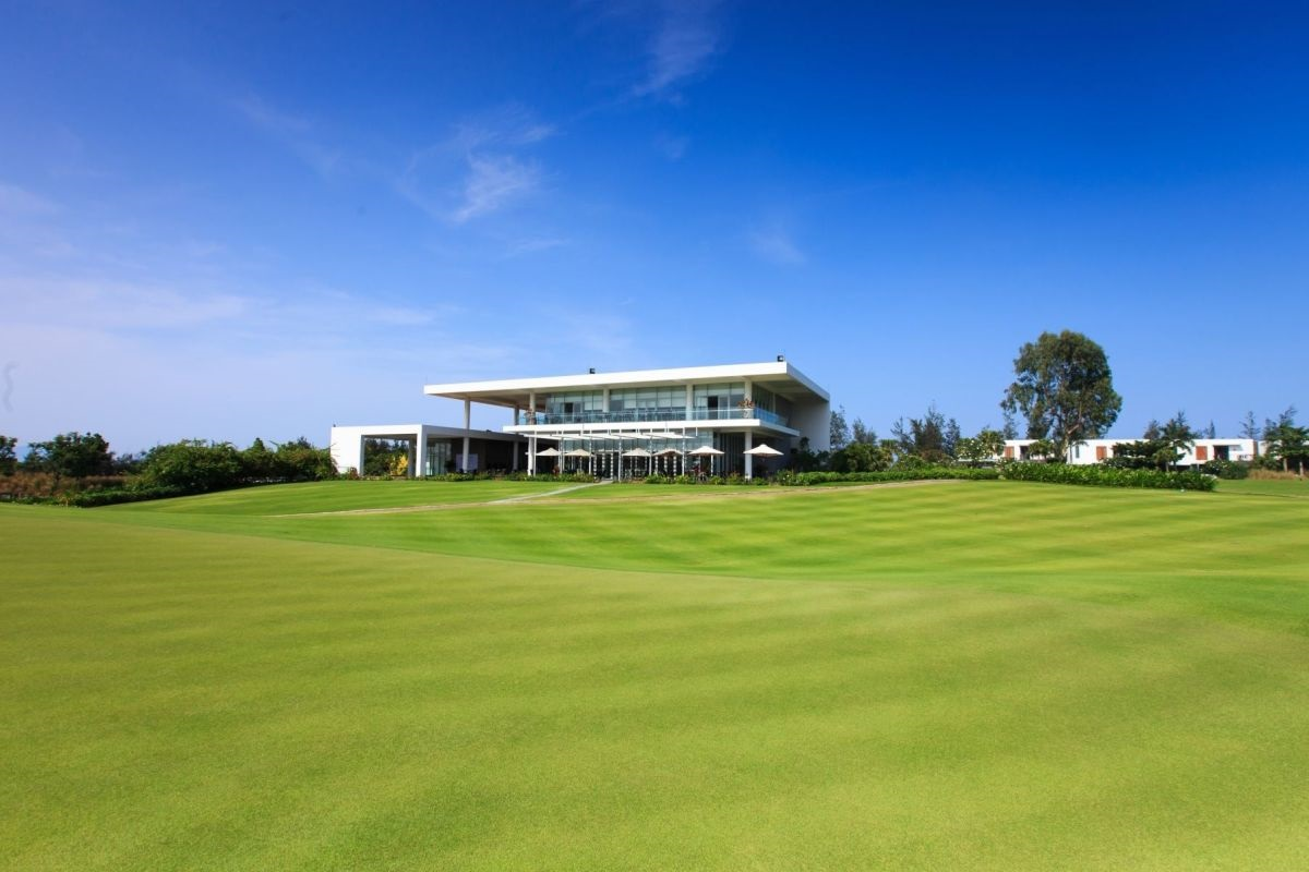 Montgomerie Links Golf Club