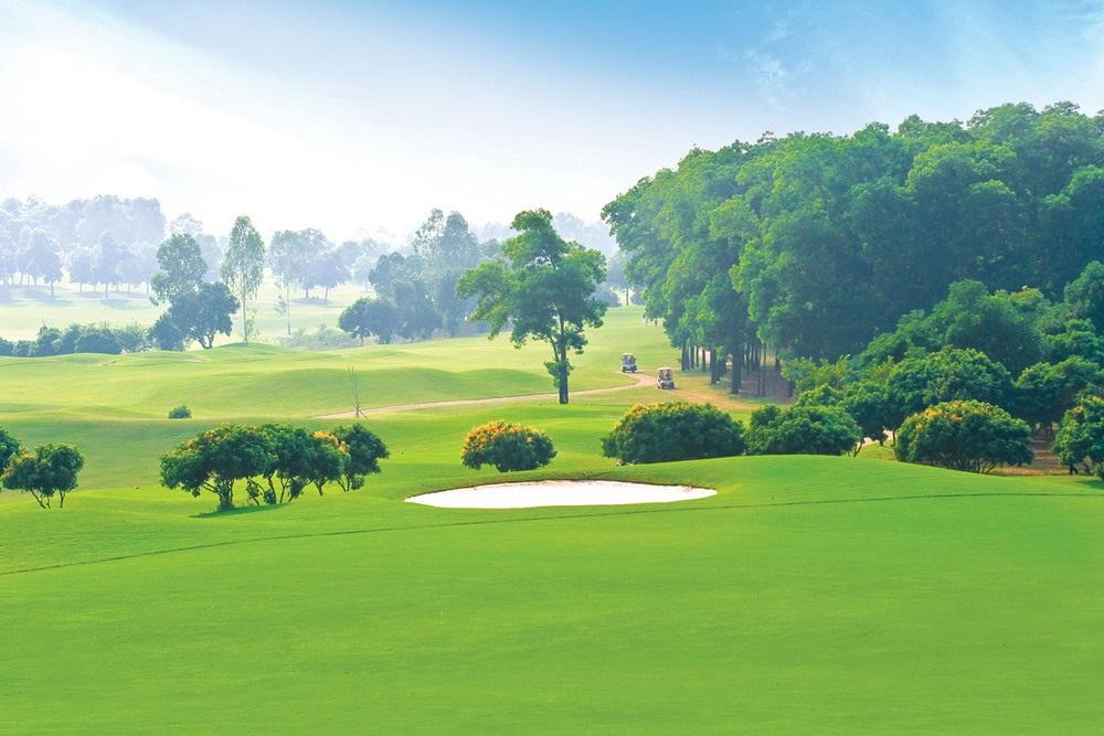13 days 12 nights 8 rounds Vietnam special golf trip