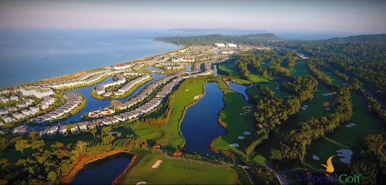 Phu Quoc 3 days 2 nights 2 rounds golf trip - Golf at Vinpearl Golf Club Phu Quoc