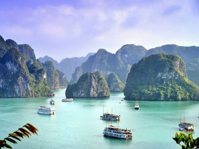 5 days to Hanoi - capital of Vietnam and Ha Long Bay world heritage site