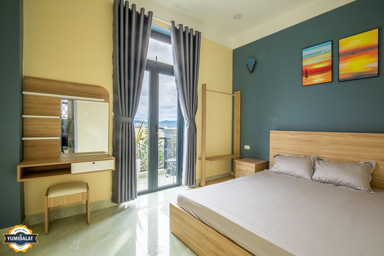 2-bedroom apartment [Floor 2,3 - Balcony]