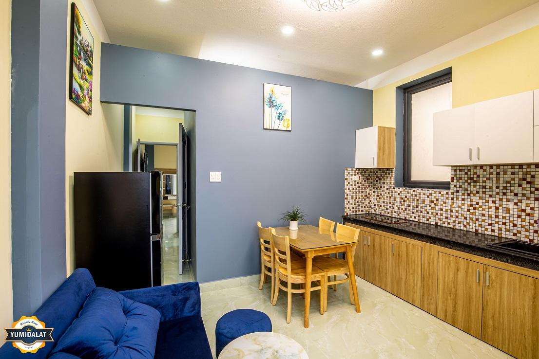 [Rent by month] Apartment at YUMI Villa Dalat