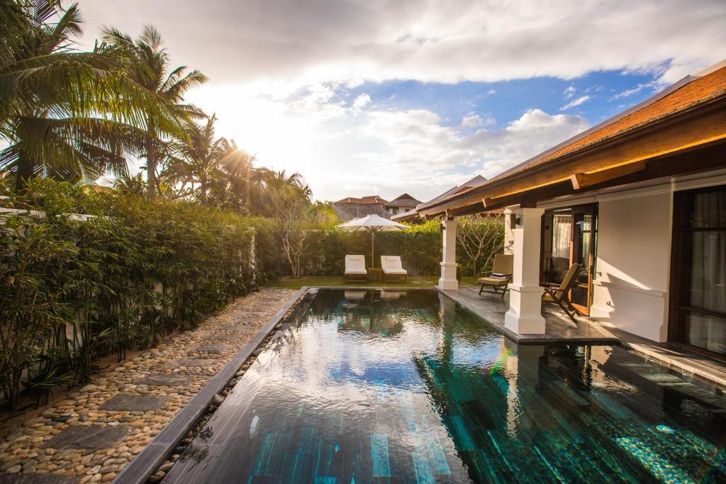 Spa Villa With Private Pool One Bed Room