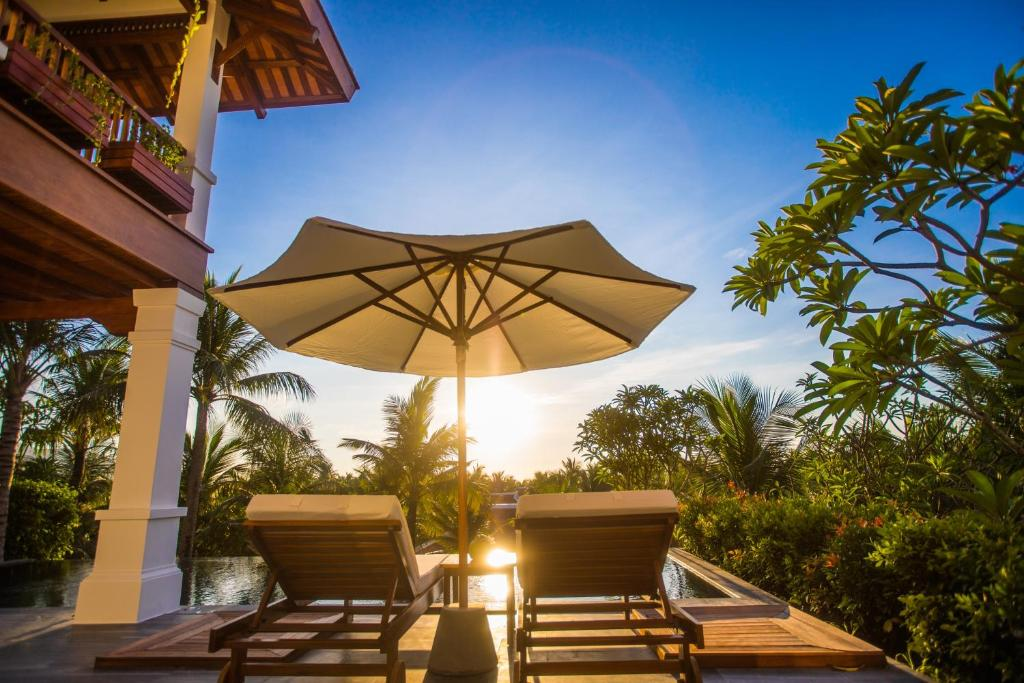 [Hot Promotion] Family Hill Villa With Private Pool 3 Bedroom
