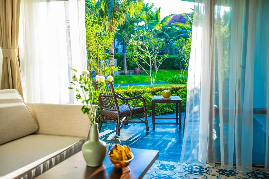 Balcony Garden View