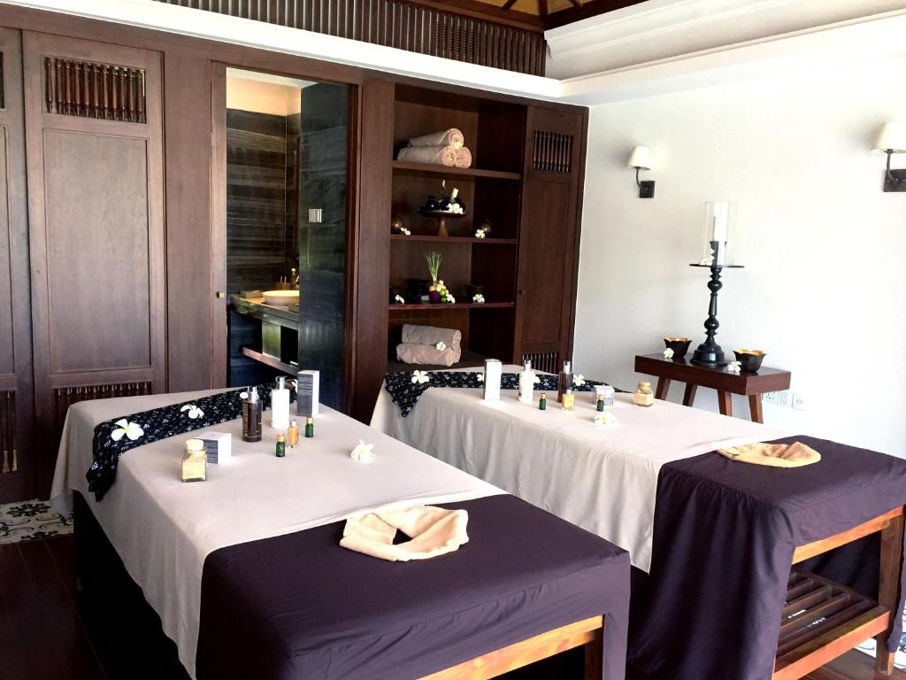 Spa Villa With Private Pool Two Bed Room