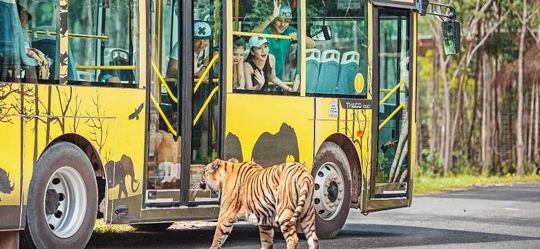 Vinpearl Safari, Phu Quoc