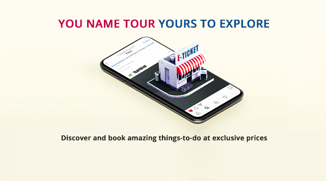 YOU NAME TOUR, YOURS TO EXPLORE