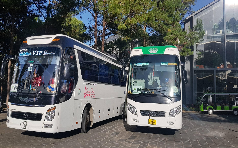 TGROUP Bus